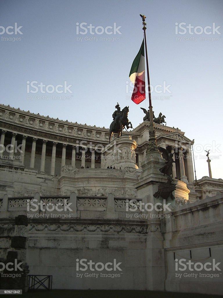 Roman Architecture series1 royalty-free stock photo