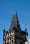Roman Catholic Church. Czech architecture. Prague