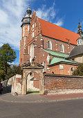 Roman catholic church,Corpus Christi Basilica, Krakow, Poland