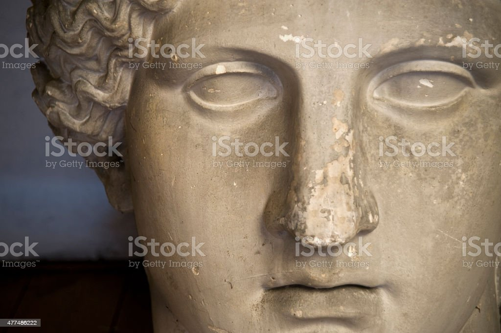 Roman Godess, Juno stock photo