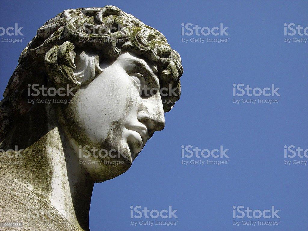 Roman Statue royalty-free stock photo