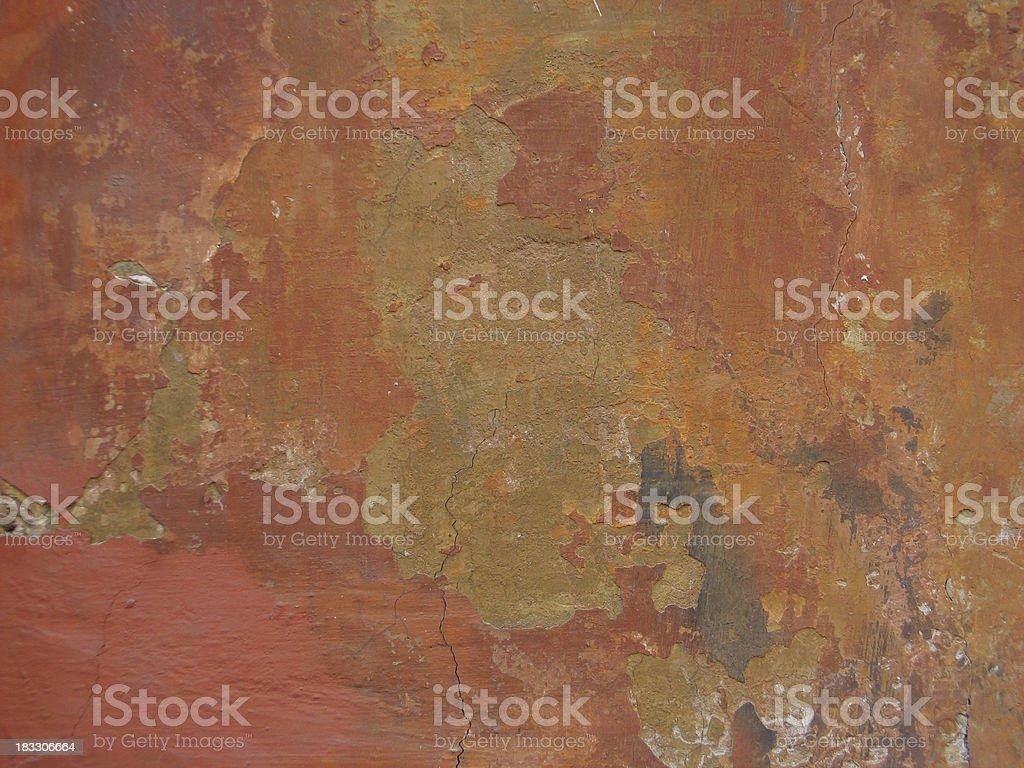 Roman wall 3 royalty-free stock photo