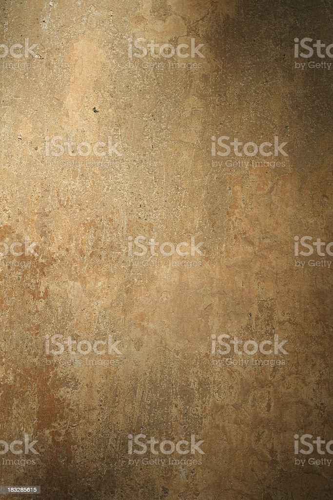 Roman wall texture background, Rome Italy royalty-free stock photo