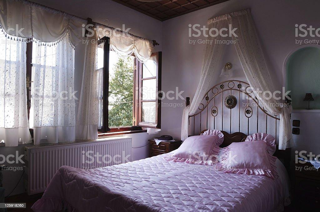 romance bedroom royalty-free stock photo