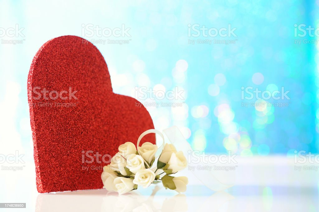 Romance decorations royalty-free stock photo