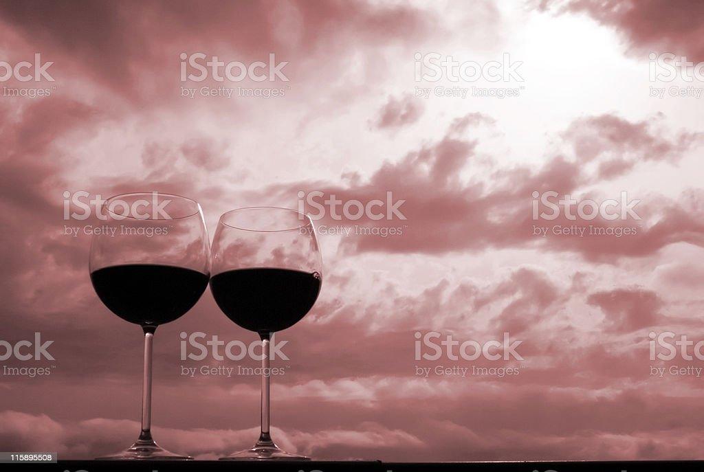 La Romance photo libre de droits