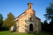 Romanesque Church