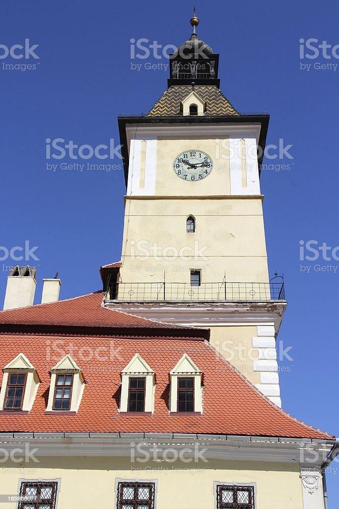 Romania - Brasov stock photo