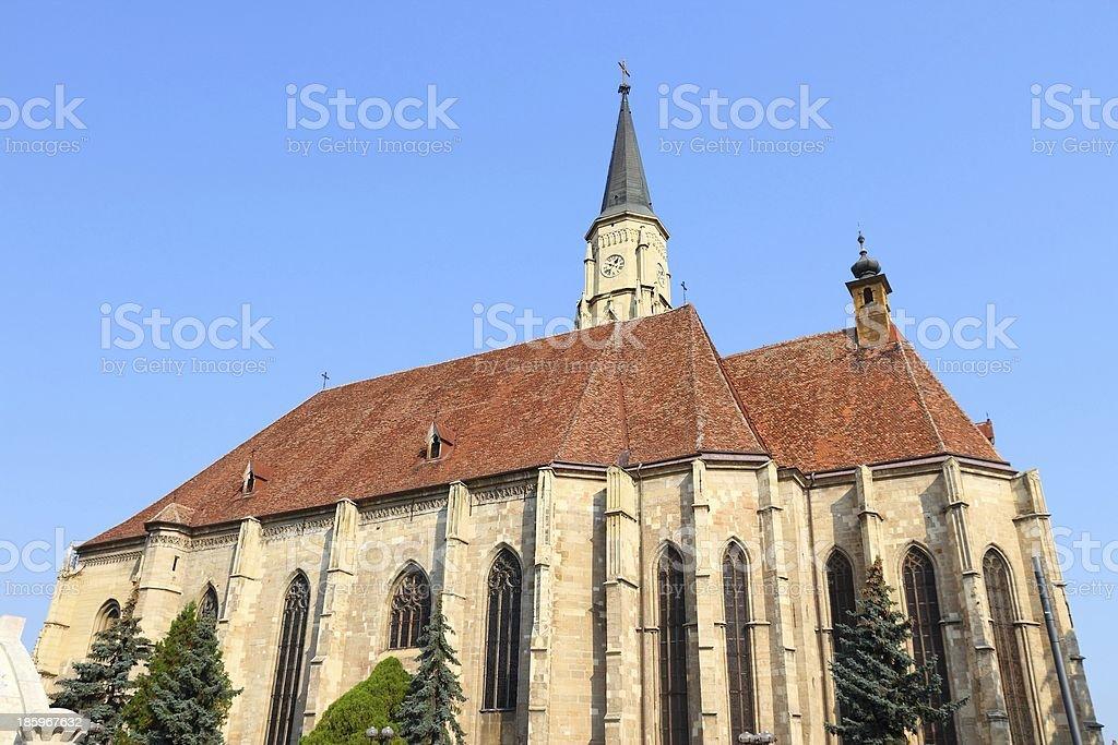 Romania - Cluj-Napoca royalty-free stock photo