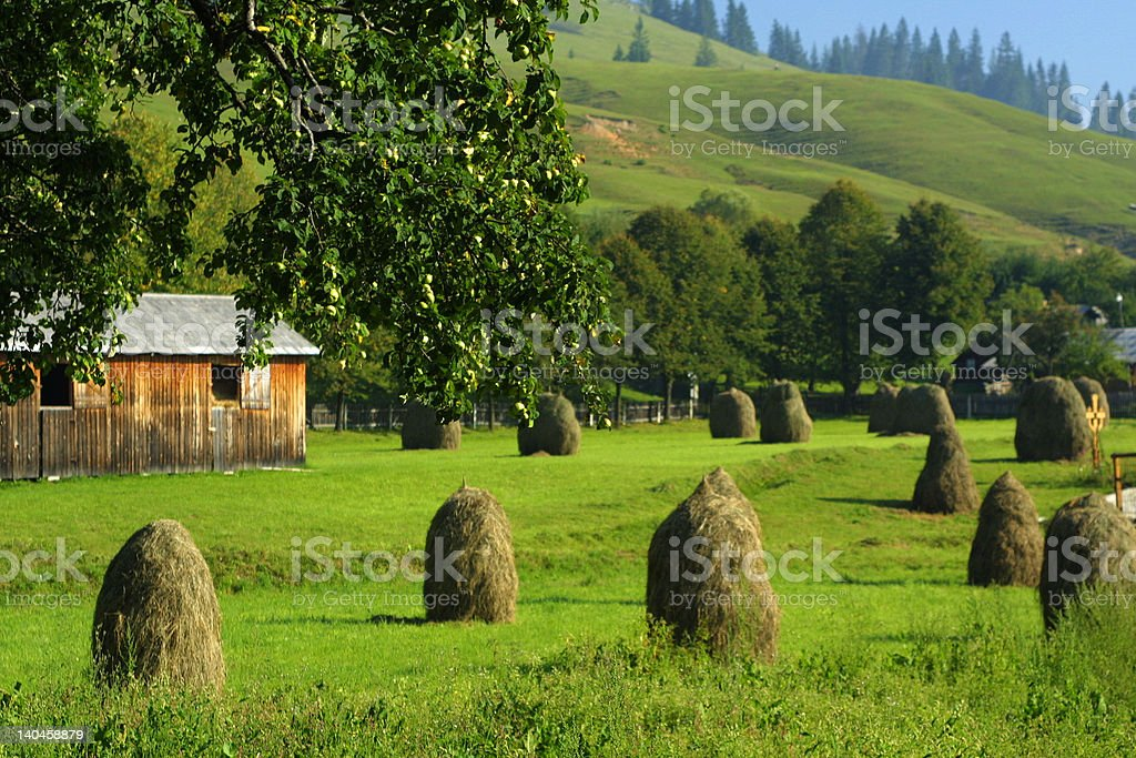 Romania Country royalty-free stock photo