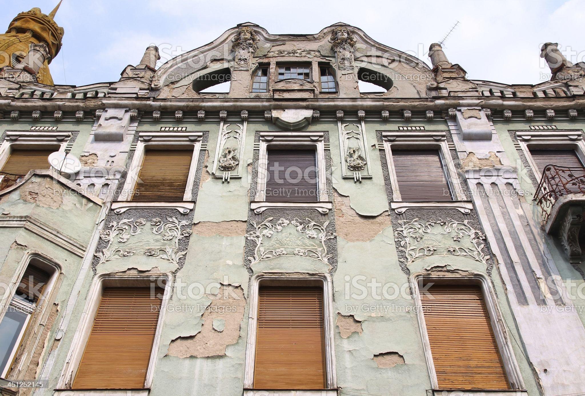 Romania - Oradea royalty-free stock photo