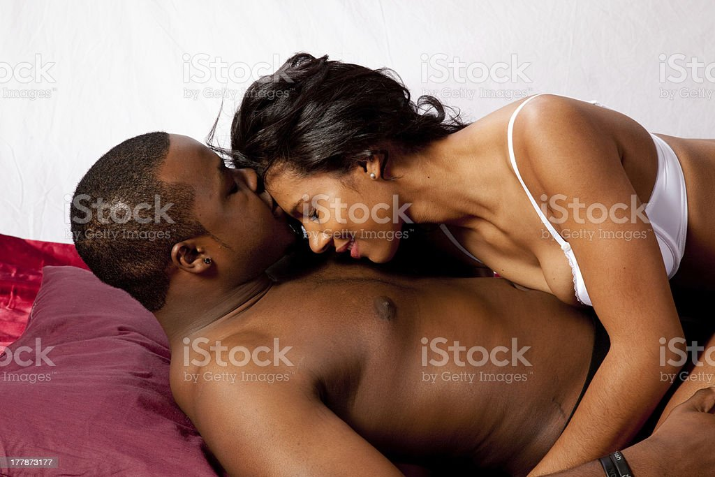 free black couple