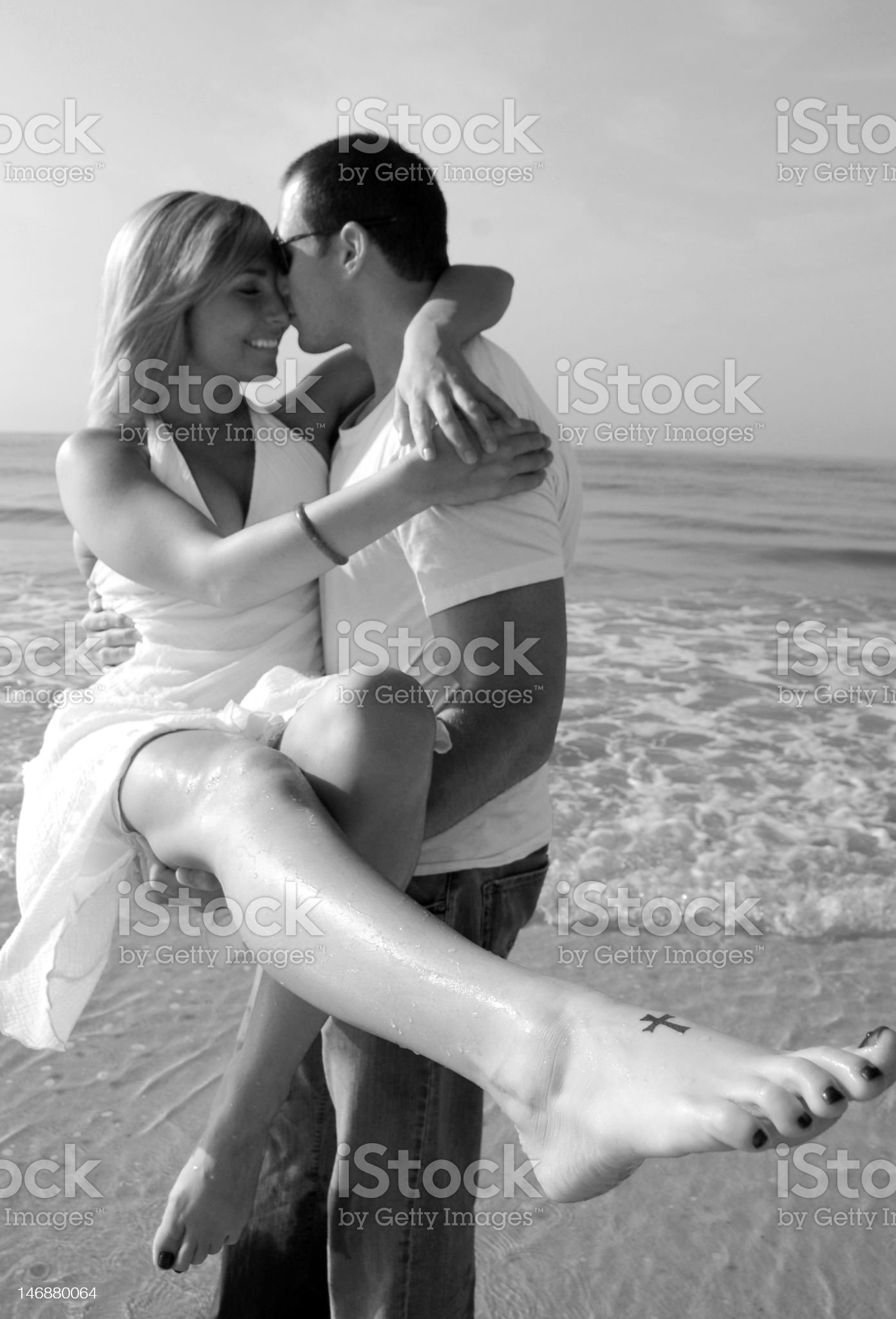 Romantic couple royalty-free stock photo