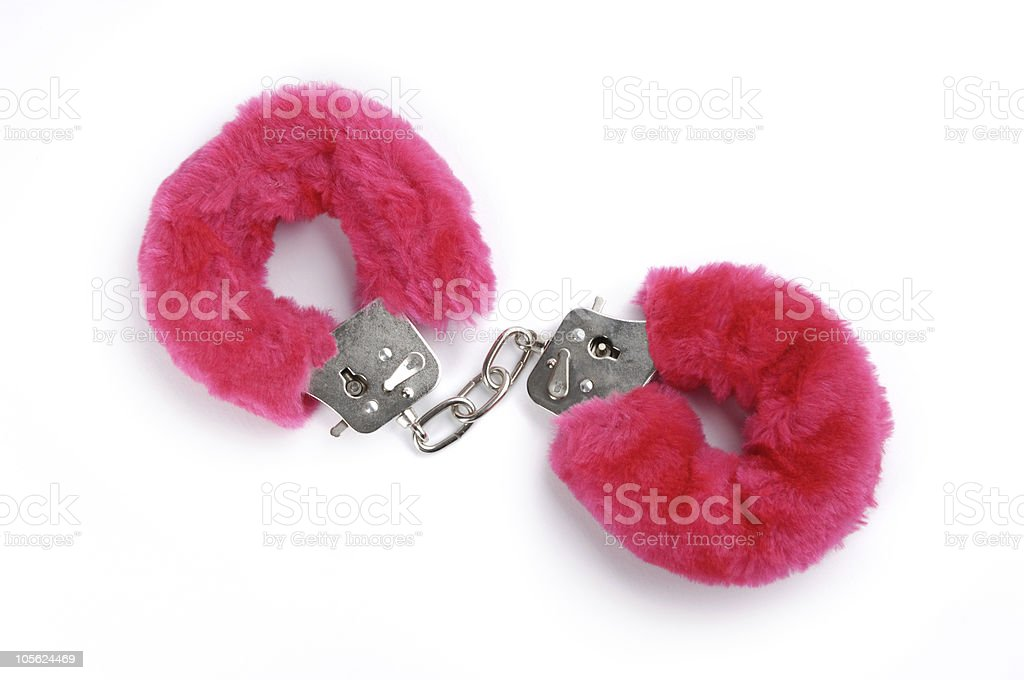 Romantic Cuffs stock photo