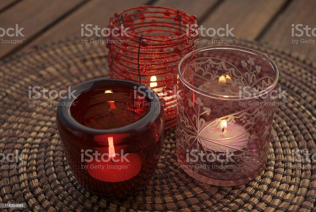 Romantic decoration royalty-free stock photo
