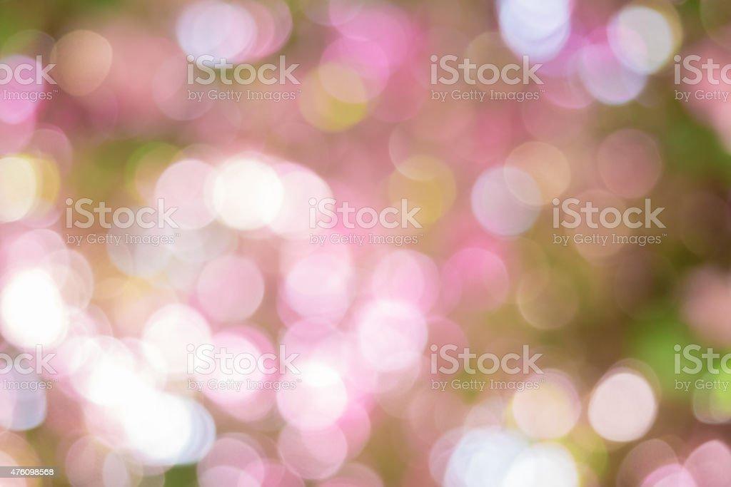 Sonho romântico de um dia de verão.   Fundo Abstrato foto royalty-free