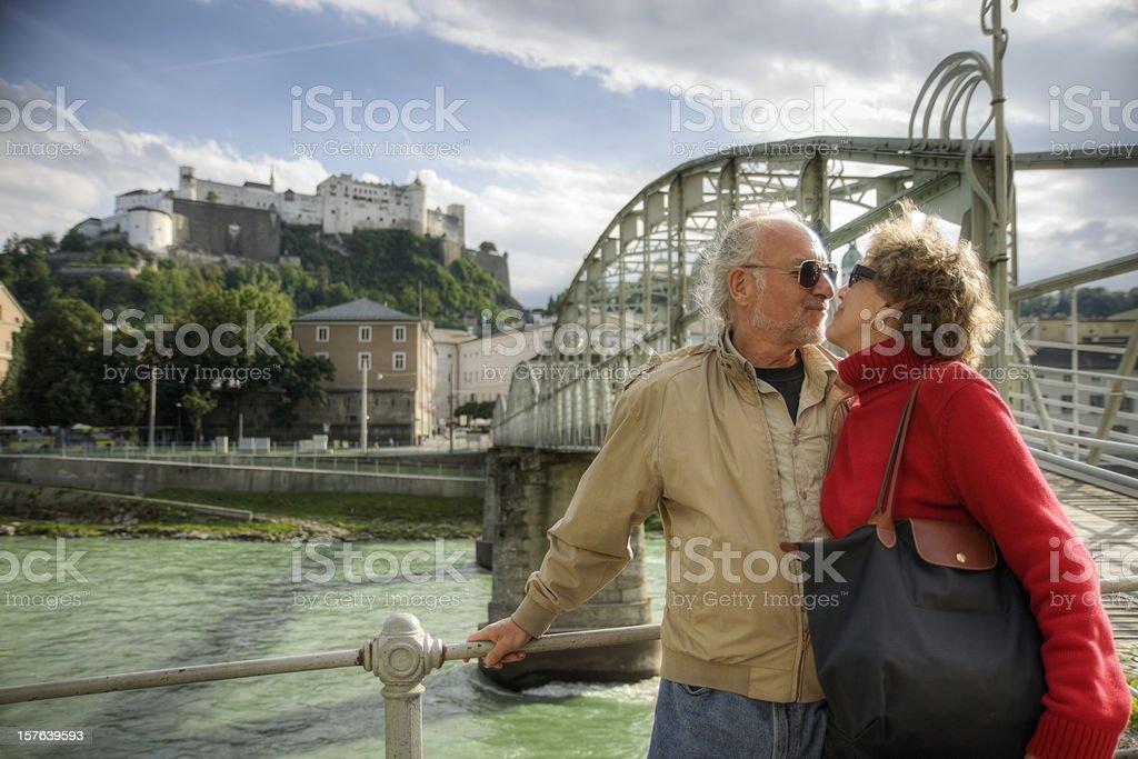 Romantic Europe stock photo