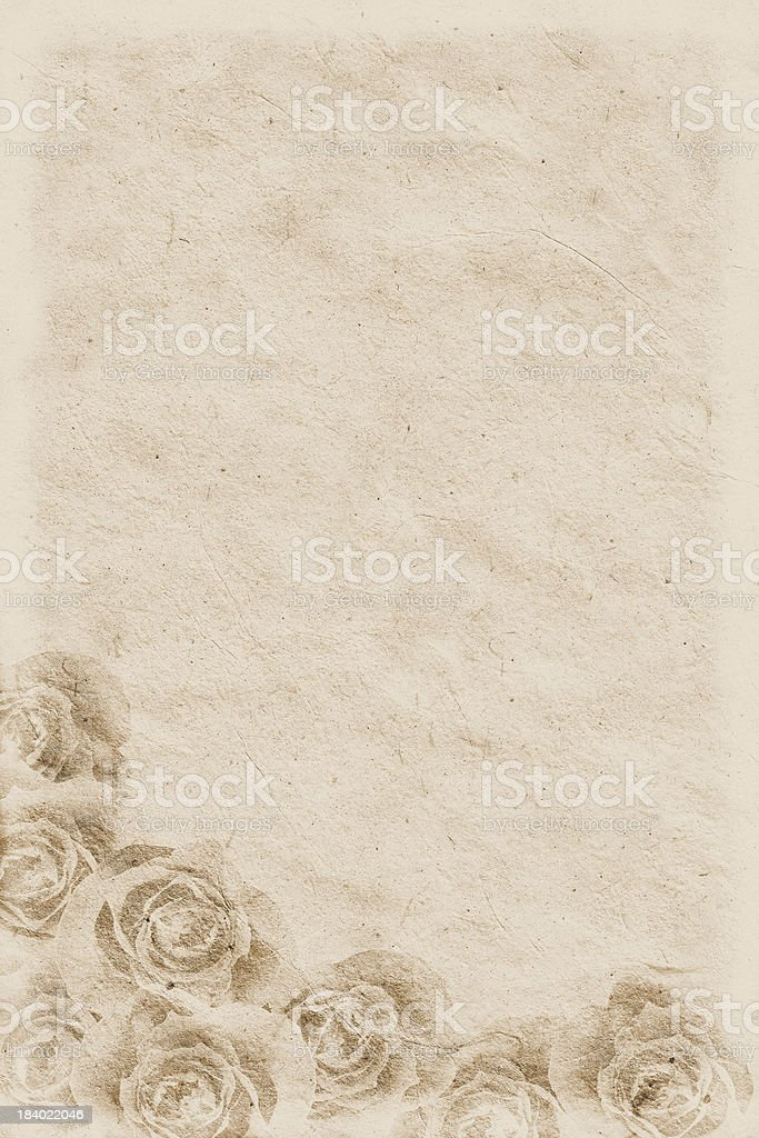 romantic illustration royalty-free stock photo