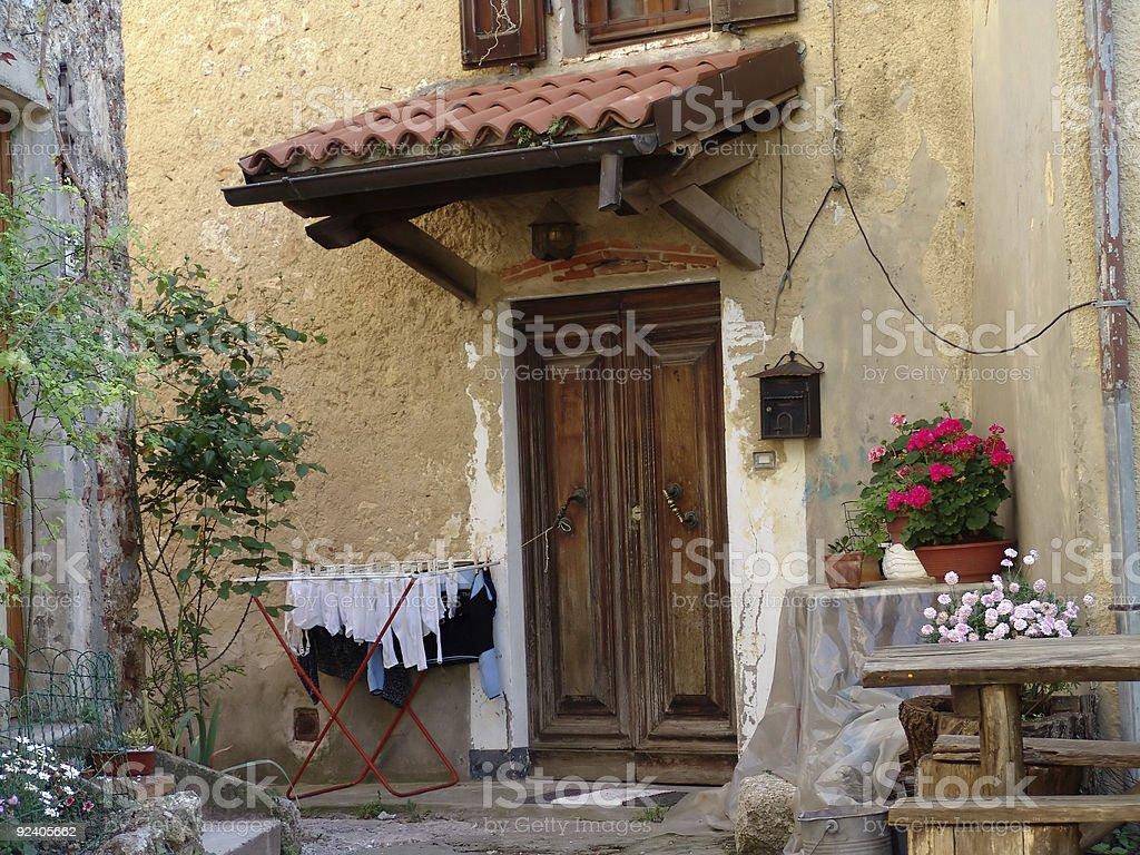 romantic Italy royalty-free stock photo