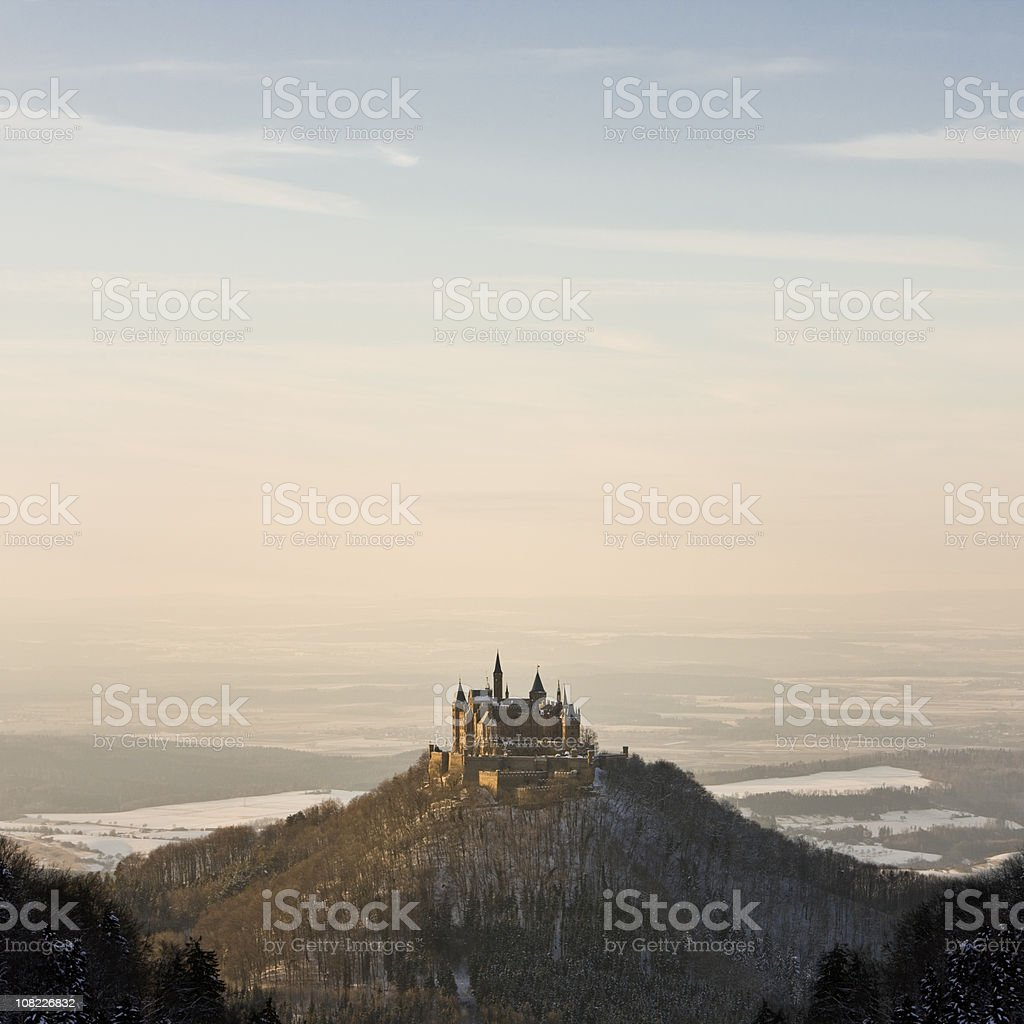 Romantic Landscape stock photo