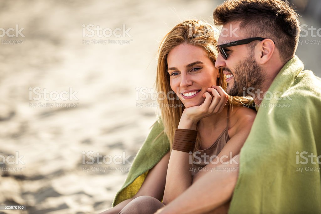 Romantic moments stock photo