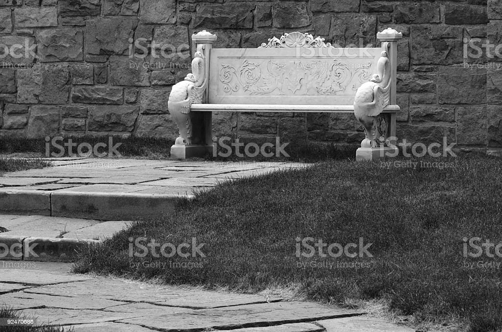 Romantic Place royalty-free stock photo