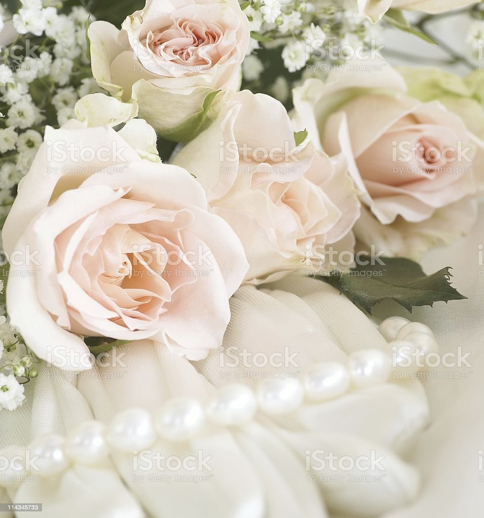 Romantic still life royalty-free stock photo