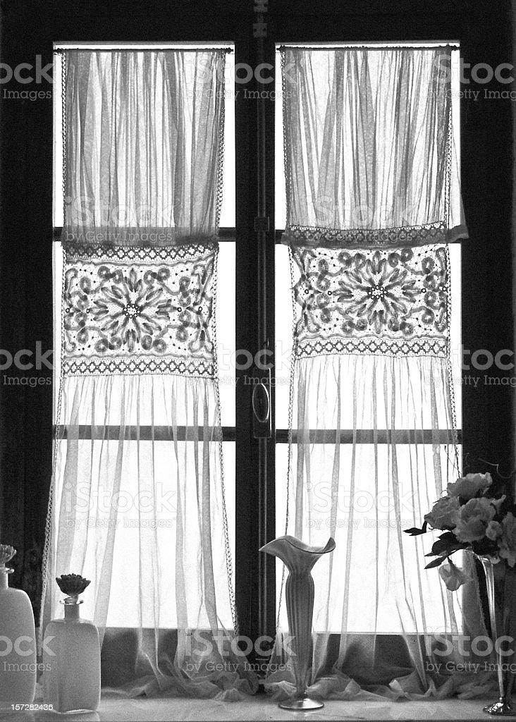 Romantic Window royalty-free stock photo