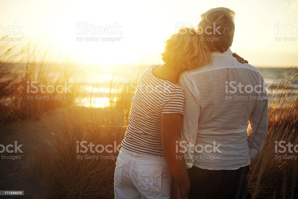 Romantics royalty-free stock photo