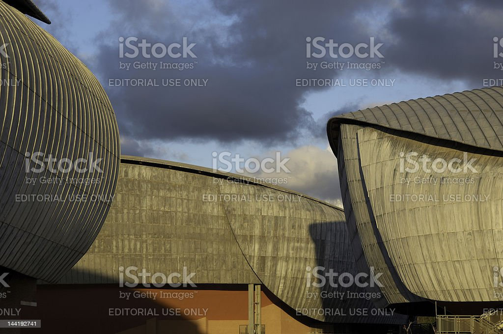 Rome Auditorium royalty-free stock photo