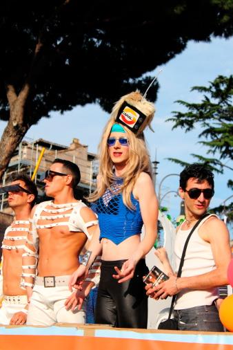 transgender roma pride 2007