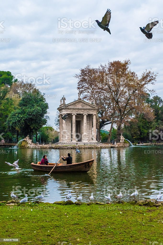Rome (Lazio, Italy) stock photo