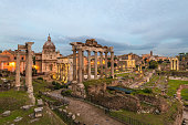 Rome (Italy) - The Imperial Fora