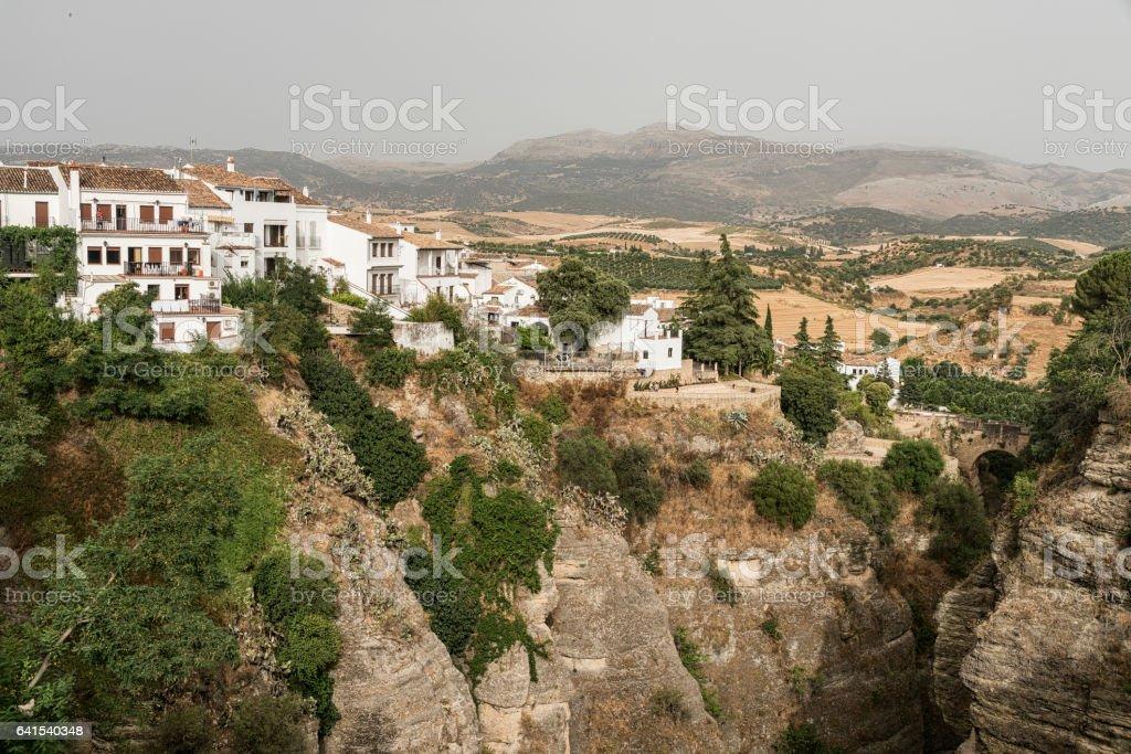 Ronda (Andalucia, Spain) stock photo