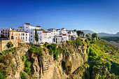 Ronda, Spain Cliffside Town