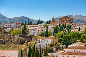 Ronda Spain Old Town