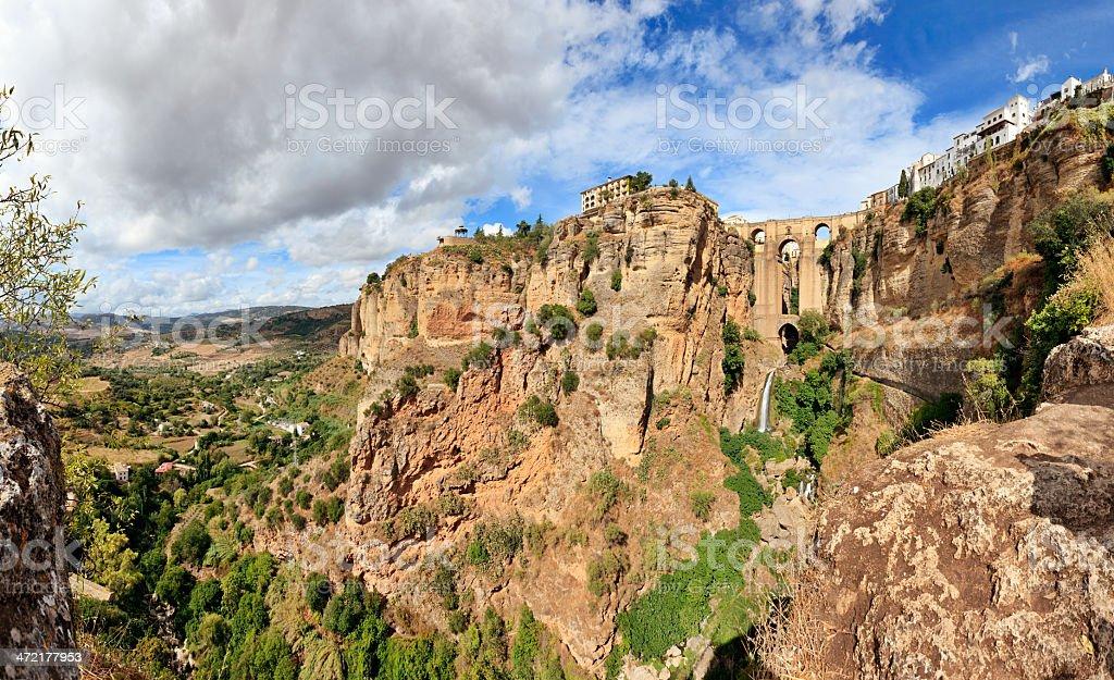 Ronda, Spain stock photo