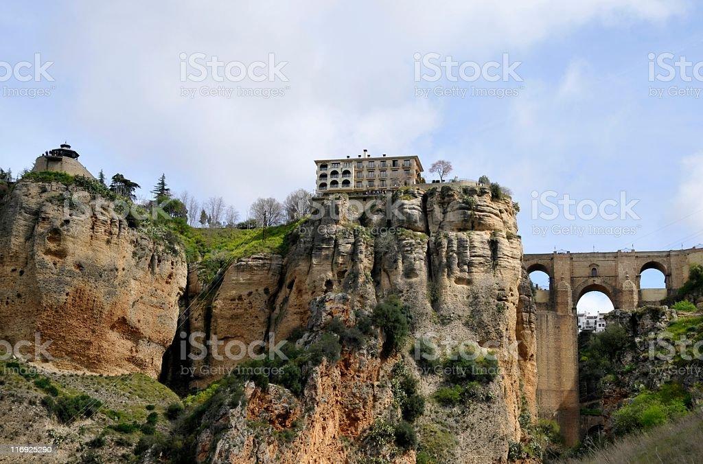 Ronda,Andalusia stock photo