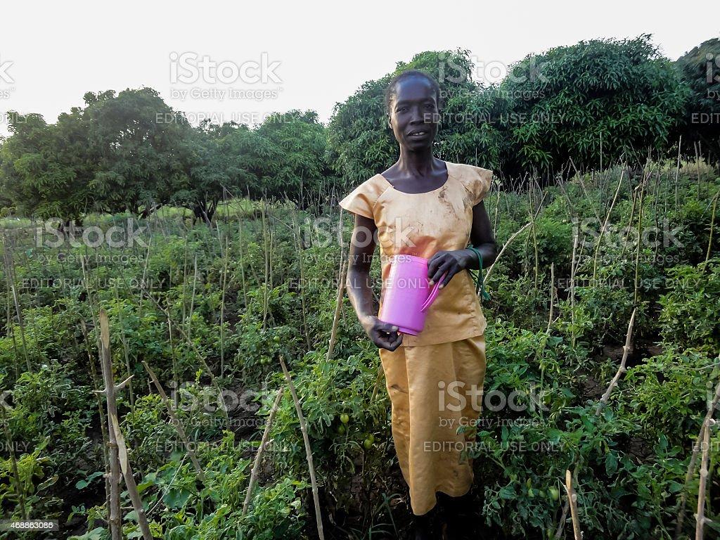 Rongo, Kenya stock photo
