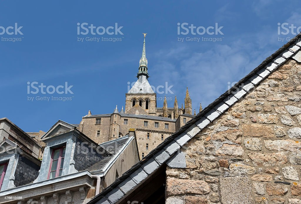 Roof and details royalty-free stock photo