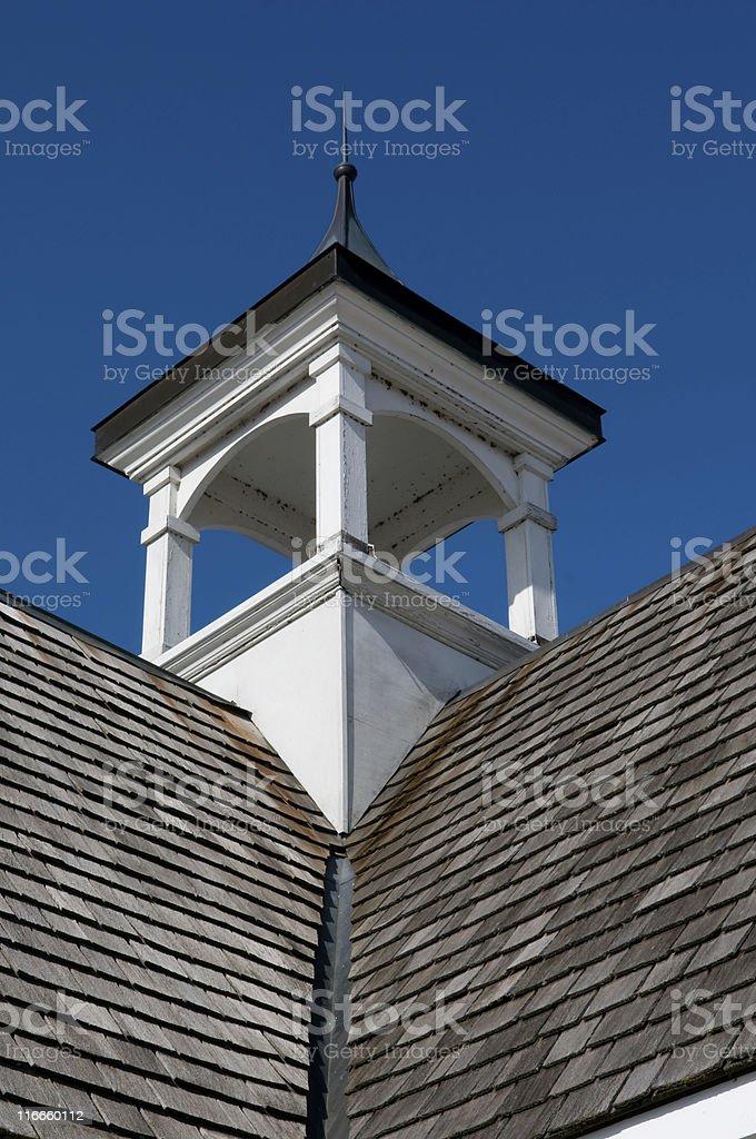 Roof Pattern stock photo