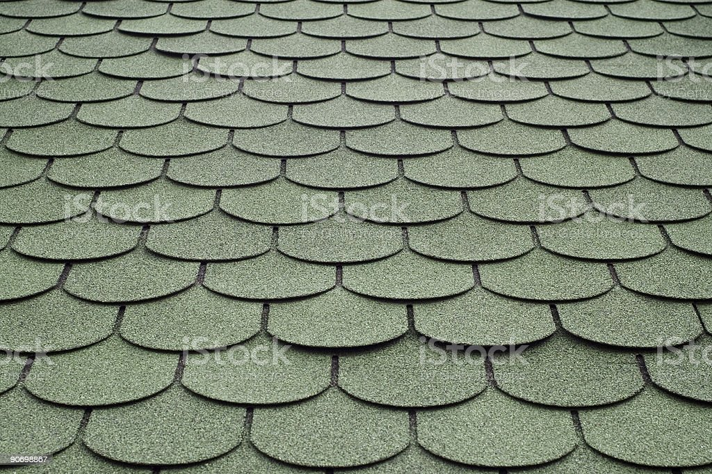 roof pattern stock photo