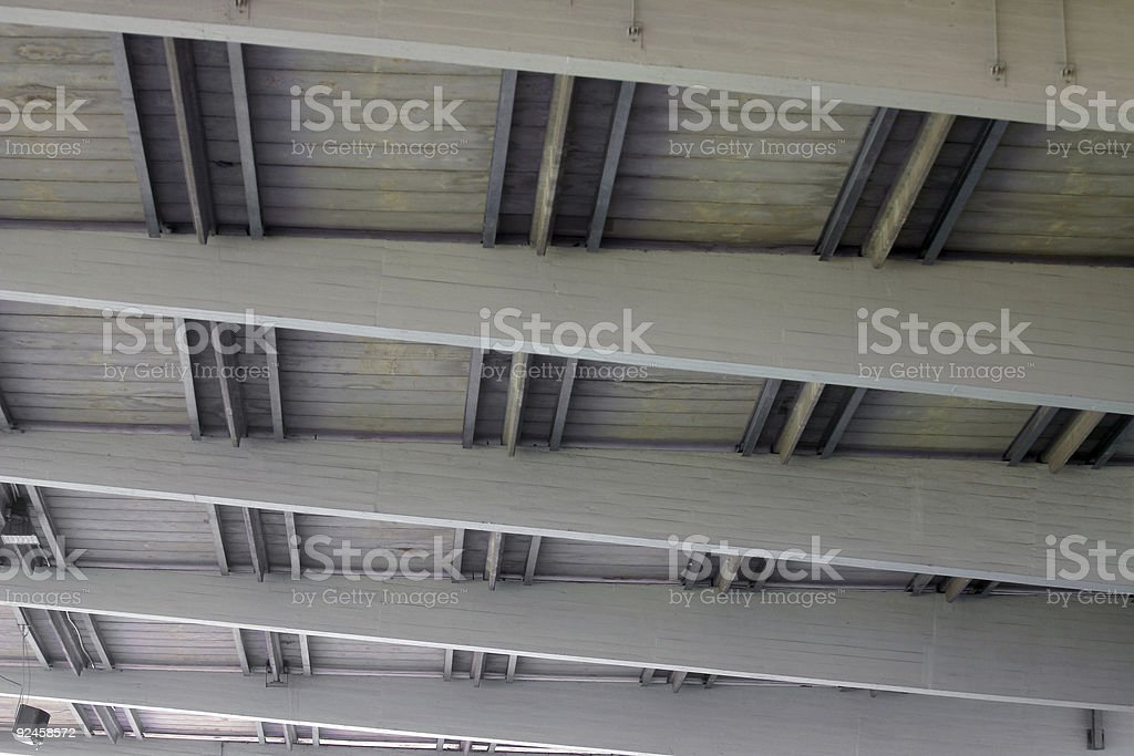 Roof static royalty-free stock photo