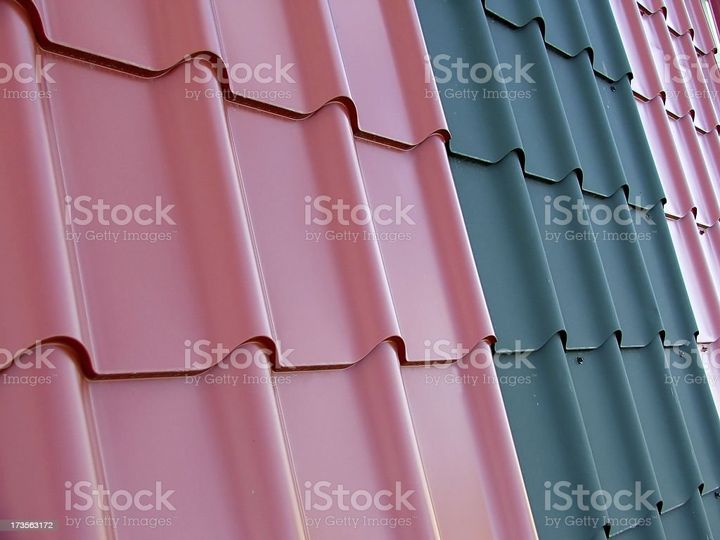 Roof Structure royalty-free stock photo