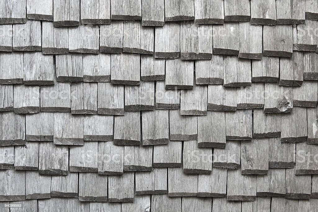 Roof tile background stock photo