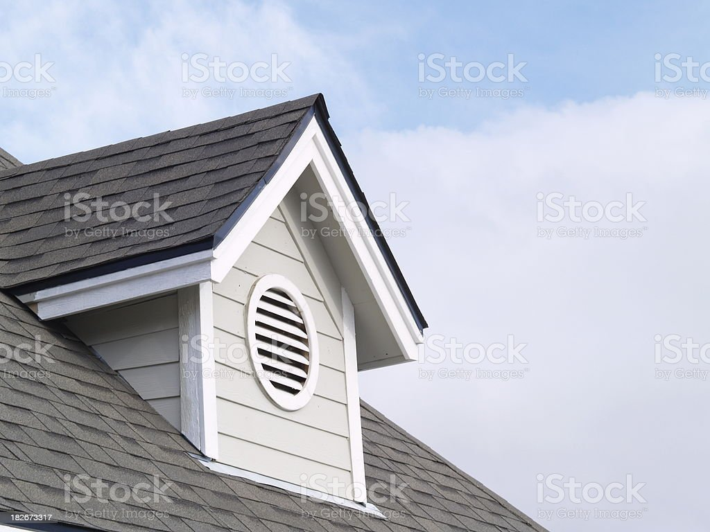 roof top royalty-free stock photo