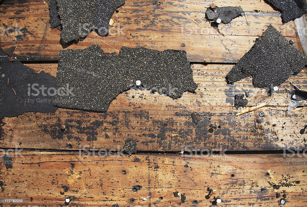 roofing replacement royalty-free stock photo