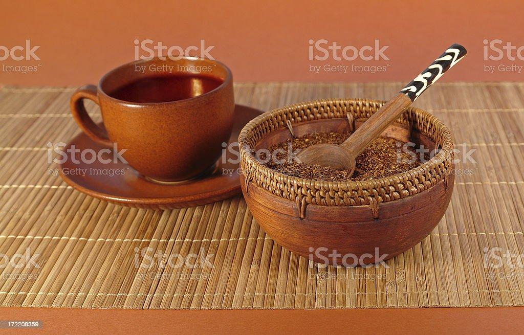 Rooibos Tea royalty-free stock photo