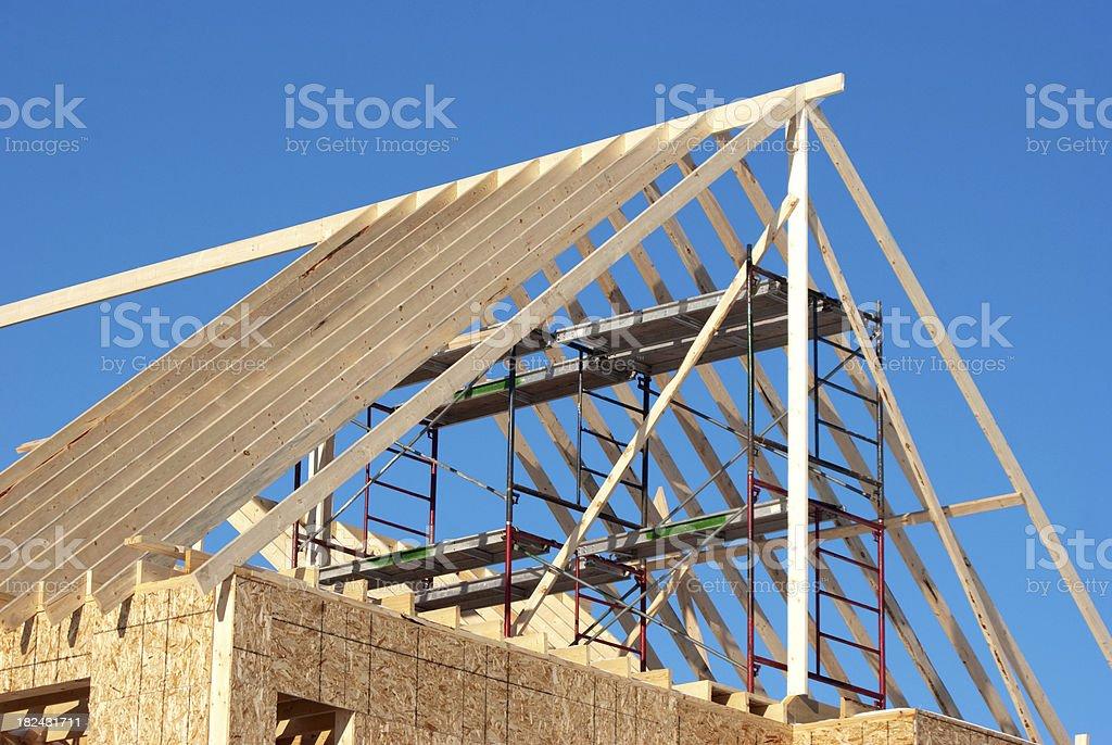 Room Construction royalty-free stock photo