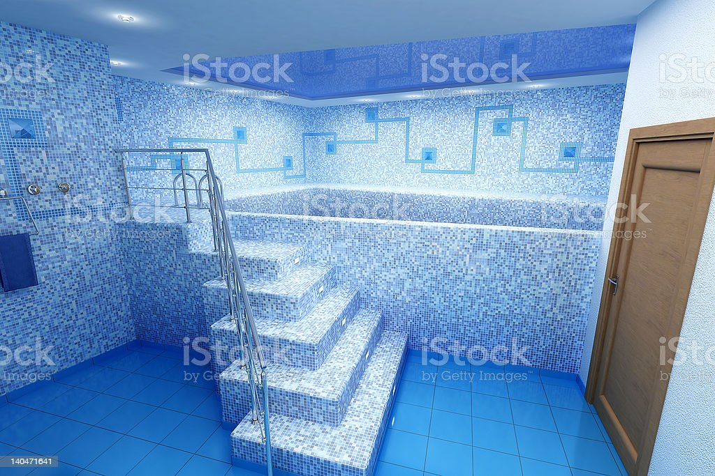room for swimming royalty-free stock photo
